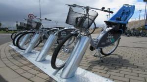112 stacji poznańskiego roweru miejskiego