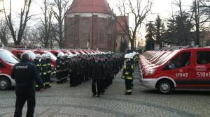 Nowe wozy dla strażaków-ochotników