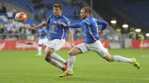 Lech wygrał z Ruchem Chorzów 5:0
