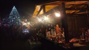 Kolędy, ozdoby i bigos. Świąteczny jarmark w Koninie