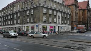 Niebezpieczne skrzyżowanie. Poznański