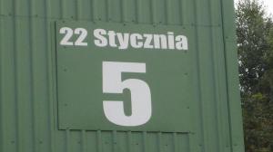 Osobliwa zmiana nazwy ulicy