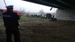 Tragiczny wypadek w Pile