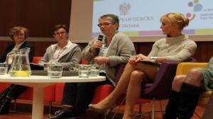 Debata o prawach dzieci niepełnosprawnych