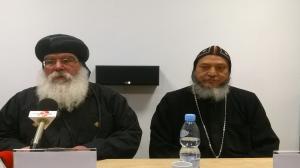 Mnisi koptyjscy w Poznaniu