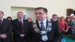 Prezydent Piły zawiadamia prokuraturę w sprawie starosty.