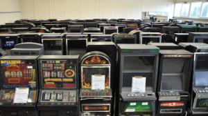Skarbówka ma 500 automatów do gier