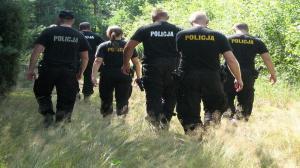 Nadal szukają bandyty z Dobrzycy