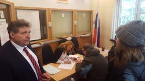 Rosjanie wybierają prezydenta