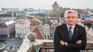 Wywiad-rzeka z prezydentem Poznania