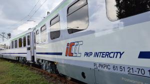 Nowy rozkład jazdy pociągów. Kolejne połączenia Intercity