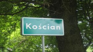 Obrona cywilna miasta Kościana