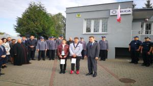 Młodzi Bohaterowie wyróżnieni przez ministra