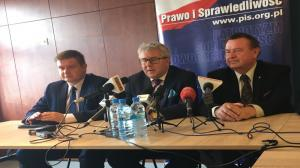 Czarnecki w Pile krytykuje Tuska