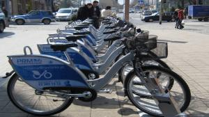 50 złotych za wskazanie porzuconych rowerów.