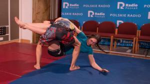 Wschodnie sztuki walki w Radiu Poznań