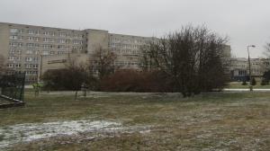 Szpital Wojewódzki w Poznaniu zamyka swój hotel pracowniczy