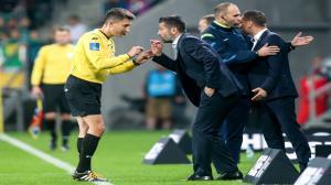 Lech bez trenera w meczu z Legią
