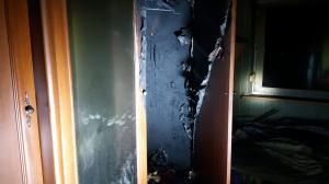 Tragiczny pożar w podpoznańskim Zalasewie. Jedna ofiara