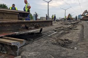 Lato remontów - utrudnienia na ul. Królowej Jadwigi