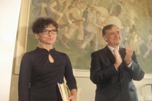 Nagroda Kościelskich dla poetki