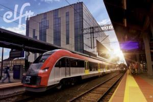 Klimatyzacja i odświeżacze powietrza w pociągach