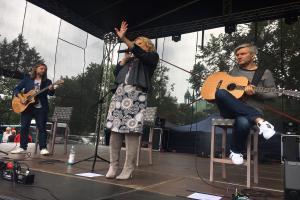 Zaśpiewała Urszula. Kongres Trzeźwości w Poznaniu