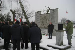 73. rocznica wyzwolenia Gniezna bez udziału władz