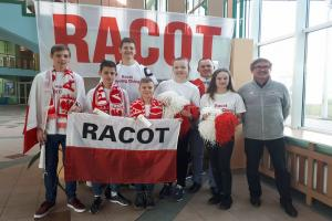 Kibice z Racotu wrócili do Polski