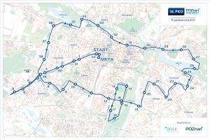 Trwa 18. PKO Poznań Maraton