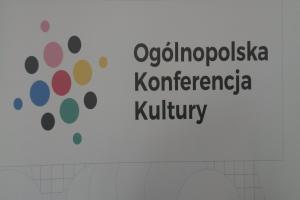 """""""Kultura odpowiada za przyszłość naszego kraju."""" Ogólnopolska Konferencja Kultury w Poznaniu"""