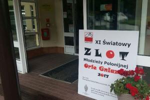 """XI Światowy Zlot Młodzieży Polonijnej """"Orle Gniazdo"""""""
