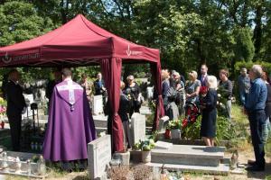 Pogrzeb Danuty Burdajewicz