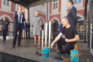 Ruszył Festiwal Nauki i Sztuki