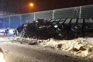 Tragiczny wypadek na północy Wielkopolski [AKTUALIZACJA] [FILM]