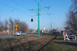 Czy auta przestaną wjeżdżać pod tramwaj?