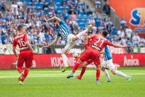 Kolejorz zremisował z Lechią Gdańsk 0:0