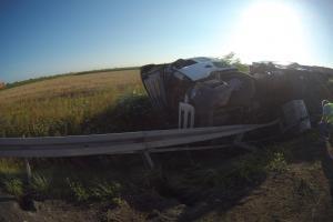 Wypadkowy poranek na S11 - zdjęcia