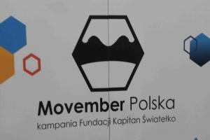 """""""Nowotwory męskie rozwijają się dość szybko"""". Akcja Movember w Poznaniu"""