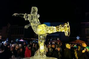 Festiwal Rzeźby Lodowej - znamy zwycięzców!