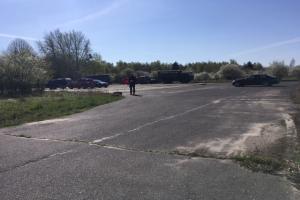 Kradzież broni w Debrznie koło Złotowa. Sprawca zatrzymany [FILM]