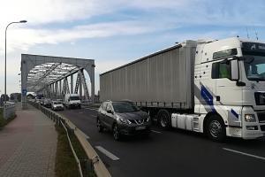 Most w Koninie zamknięty do odwołania!