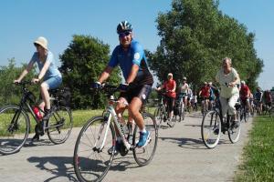 Czarny szlak słonia leśnego - atrakcja dla rowerzystów