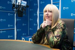Maryla Rodowicz w Radiu Poznań