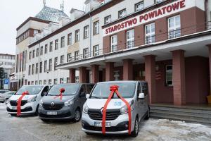 Nowe samochody dla Domu Pomocy Społecznej