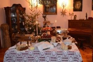 Wieczerza wigilijna... u Marii Dąbrowskiej