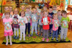 Dzieci napisały książkę... dla dzieci