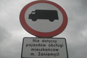 Znaki zakazu nie zakazują
