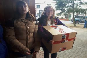 Ponad dwie tony darów dla Afryki