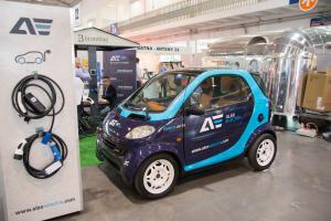 Zielona energia i auta na prąd na MTP